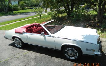 1985 Cadillac Eldorado Biarritz Convertible for sale 100777914