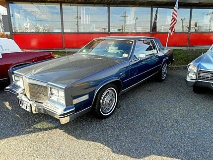 1985 Cadillac Eldorado for sale 100780636