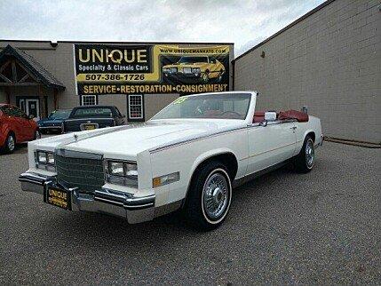 Classic Cadillac Eldorados For Sale Classics On Autotrader