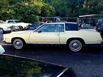 1985 Cadillac Eldorado for sale 100780011