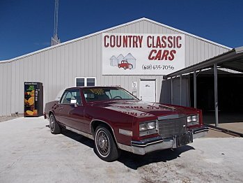 1985 Cadillac Eldorado for sale 100854126