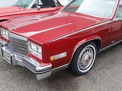 1985 Cadillac Eldorado for sale 100780287