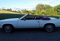 1985 Cadillac Eldorado for sale 100822608