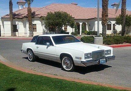 1985 Cadillac Eldorado for sale 100862513
