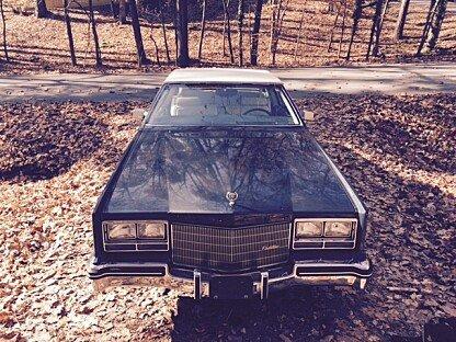 1985 Cadillac Eldorado Coupe for sale 100929000