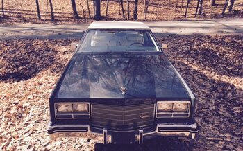 1985 Cadillac Eldorado Coupe for sale 100929000