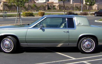 1985 Cadillac Eldorado Coupe for sale 100943451