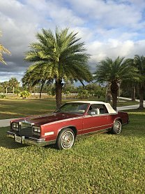 1985 Cadillac Eldorado Biarritz Convertible for sale 100953896