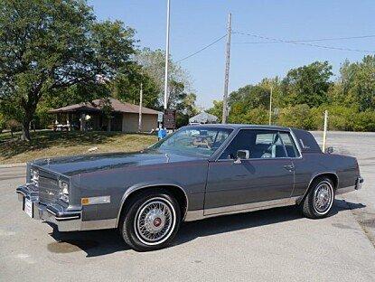 1985 Cadillac Eldorado Coupe for sale 100956357