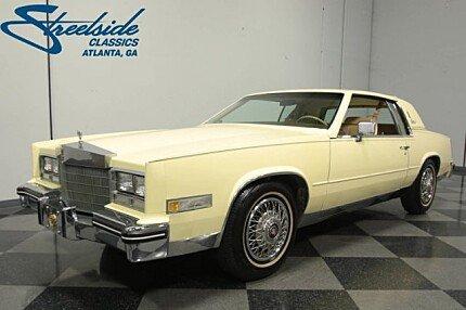 1985 Cadillac Eldorado Coupe for sale 100957444