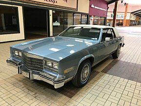 1985 Cadillac Eldorado Coupe for sale 100960662