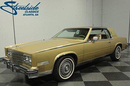 1985 Cadillac Eldorado Coupe for sale 100970236