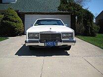 1985 Cadillac Eldorado Coupe for sale 100984250