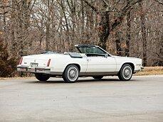 1985 Cadillac Eldorado Biarritz Convertible for sale 101002228