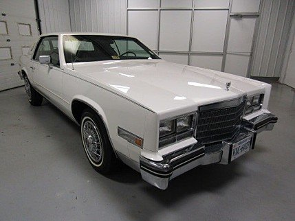 1985 Cadillac Eldorado Coupe for sale 101032239