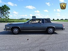 1985 Cadillac Eldorado Coupe for sale 101047110