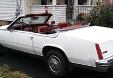 1985 Cadillac Eldorado Biarritz Convertible for sale 101051365