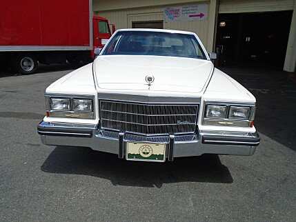 1985 Cadillac Fleetwood Brougham Coupe for sale 100773066