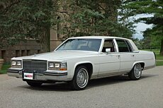 1985 Cadillac Fleetwood Brougham Sedan for sale 100895883
