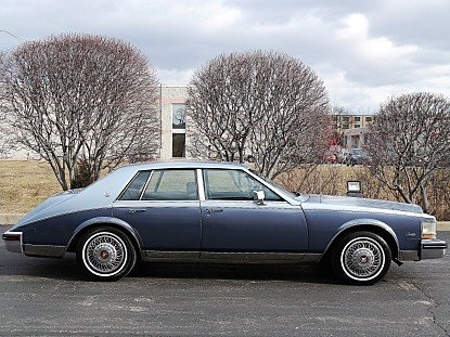1985 Cadillac Seville for sale 100845427