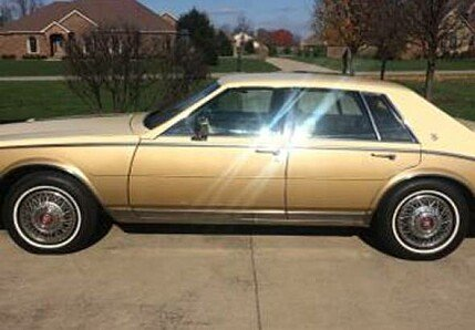 1985 Cadillac Seville for sale 100792739