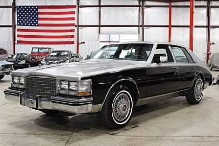 1985 Cadillac Seville for sale 100866683