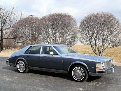 1985 Cadillac Seville for sale 100975288