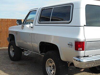 1985 Chevrolet Blazer 4WD for sale 100943692