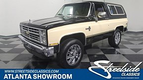 1985 Chevrolet Blazer 4WD for sale 100981914