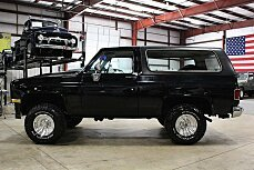 1985 Chevrolet Blazer 4WD for sale 100982096