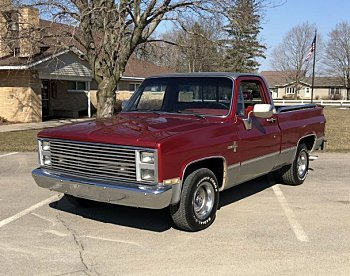 1985 Chevrolet C/K Truck for sale 100997834