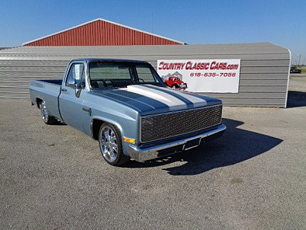 1985 Chevrolet C/K Truck for sale 100917432