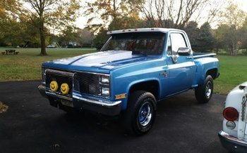 1985 Chevrolet C/K Truck 4x4 Regular Cab 1500 for sale 101004873