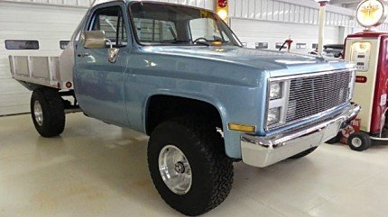 1985 Chevrolet C/K Truck for sale 100931041