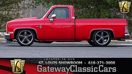 1985 Chevrolet C/K Truck 2WD Regular Cab 1500 for sale 100965182