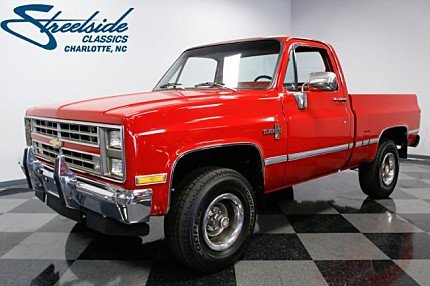 1985 Chevrolet C/K Truck for sale 100978035
