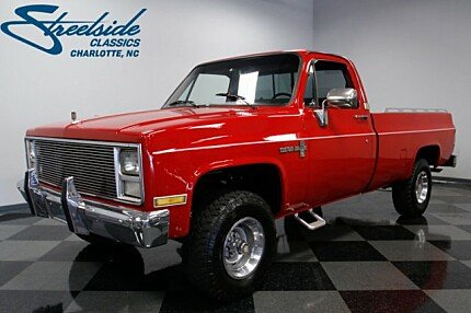 1985 Chevrolet C/K Truck for sale 100978087