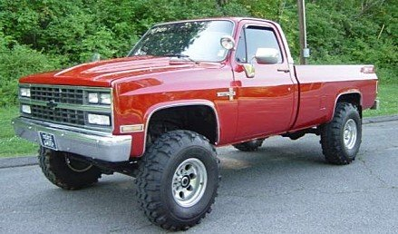 1985 Chevrolet C/K Truck for sale 100987112