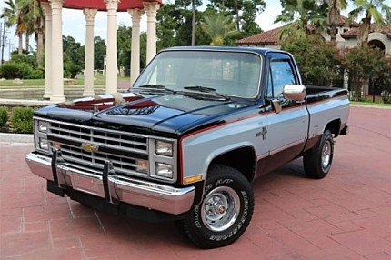 1985 Chevrolet C/K Truck for sale 101019147