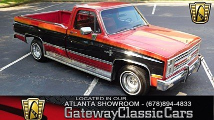 1985 Chevrolet C/K Truck 2WD Regular Cab 1500 for sale 101041148