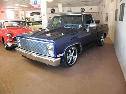 1985 Chevrolet C/K Trucks for sale 100843319