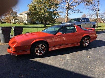 1985 Chevrolet Camaro for sale 100855481