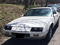 1985 Chevrolet Camaro Berlinetta Coupe for sale 101025410