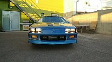 1985 Chevrolet Camaro Coupe for sale 100931432