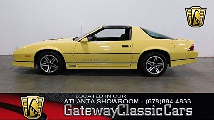 1985 Chevrolet Camaro Coupe for sale 100941732