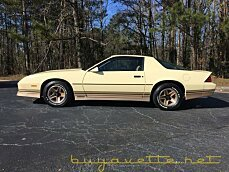 1985 Chevrolet Camaro Coupe for sale 100944490