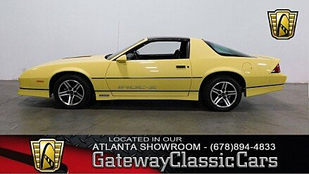 1985 Chevrolet Camaro Coupe for sale 100949674