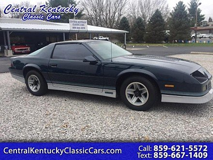 1985 Chevrolet Camaro Coupe for sale 100972065