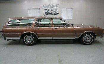 1985 Chevrolet Caprice Classic Wagon for sale 100772128