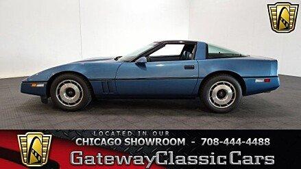 1985 Chevrolet Corvette Coupe for sale 100886760